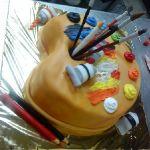Торт Палитра_4