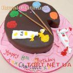 Торт Палитра_7