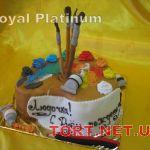 Торт Палитра_9