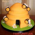 Торт Пчела_20