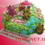 Торт Пчела_23