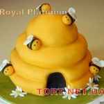 Торт Пчела_2