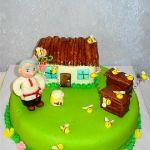Торт Пчела_6