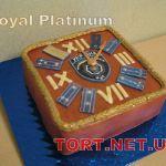 Торт Часы_2