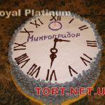 Торт Часы_4
