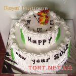 Торт Часы_7