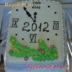 Торт Часы_8