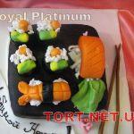 Торт Имитация пищи_16