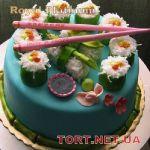 Торт Имитация пищи_19