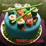 Торт Имитация пищи_22