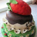 Торт Имитация пищи_8