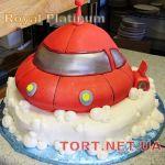Торт Космос_2