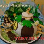 Торт Чайник_1
