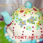 Торт Чайник_4