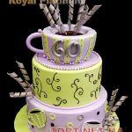 Торт Чайник_5