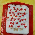 Торт Кровать_15