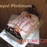 Торт Кровать_17