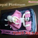 Торт Кровать_18