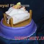 Торт Кровать_19