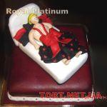 Торт Кровать_21