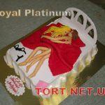 Торт Кровать_8