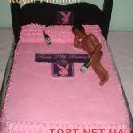Торт Кровать_9
