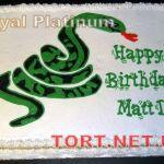 Торт Змея_15