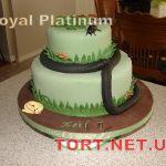 Торт Змея_22