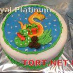 Торт Змея_3