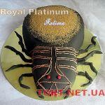 Торт Рак_3
