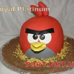 Торт Angry Birds (Злые птички)_10