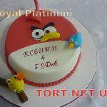 Торт Angry Birds (Злые птички)_11
