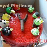 Торт Angry Birds (Злые птички)_12