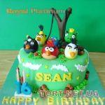 Торт Angry Birds (Злые птички)_13