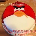 Торт Angry Birds (Злые птички)_15