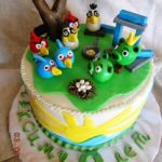 Торт Angry Birds (Злые птички)_16