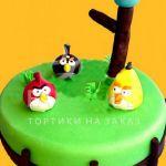 Торт Angry Birds (Злые птички)_18