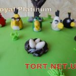 Торт Angry Birds (Злые птички)_3