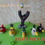 Торт Angry Birds (Злые птички)_4