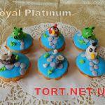 Торт Angry Birds (Злые птички)_6