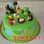 Торт Angry Birds (Злые птички)_7
