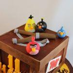 Торт Angry Birds (Злые птички)_9
