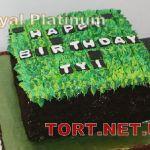 Торт Minecraft (Майнкрафт)_10