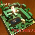 Торт Minecraft (Майнкрафт)_13
