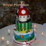 Торт Super Mario (Супер Марио)_2