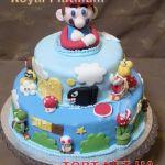 Торт Super Mario (Супер Марио)_3