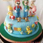 Торт Super Mario (Супер Марио)_4