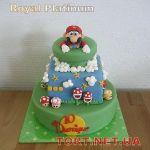 Торт Super Mario (Супер Марио)_5