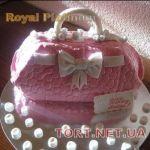 Торт Сумка_23