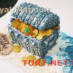 Торт Сундук_14